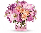 Click to order the Possibly Pink Bouquet