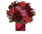 Click to order the Ruby Rapture Bouquet