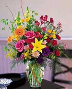 Click to order the Classic Vase Arrangement